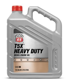 T5X® Heavy Duty Diesel Engine Oil