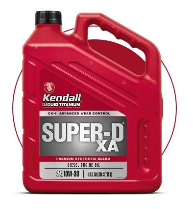 Kendall Super D-XA 10w-30