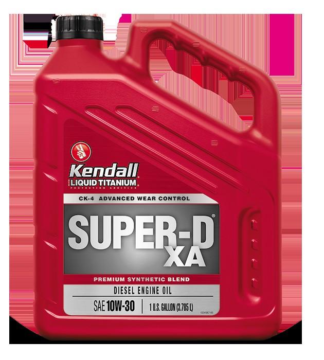 Kendall Super D-XA 15w-40