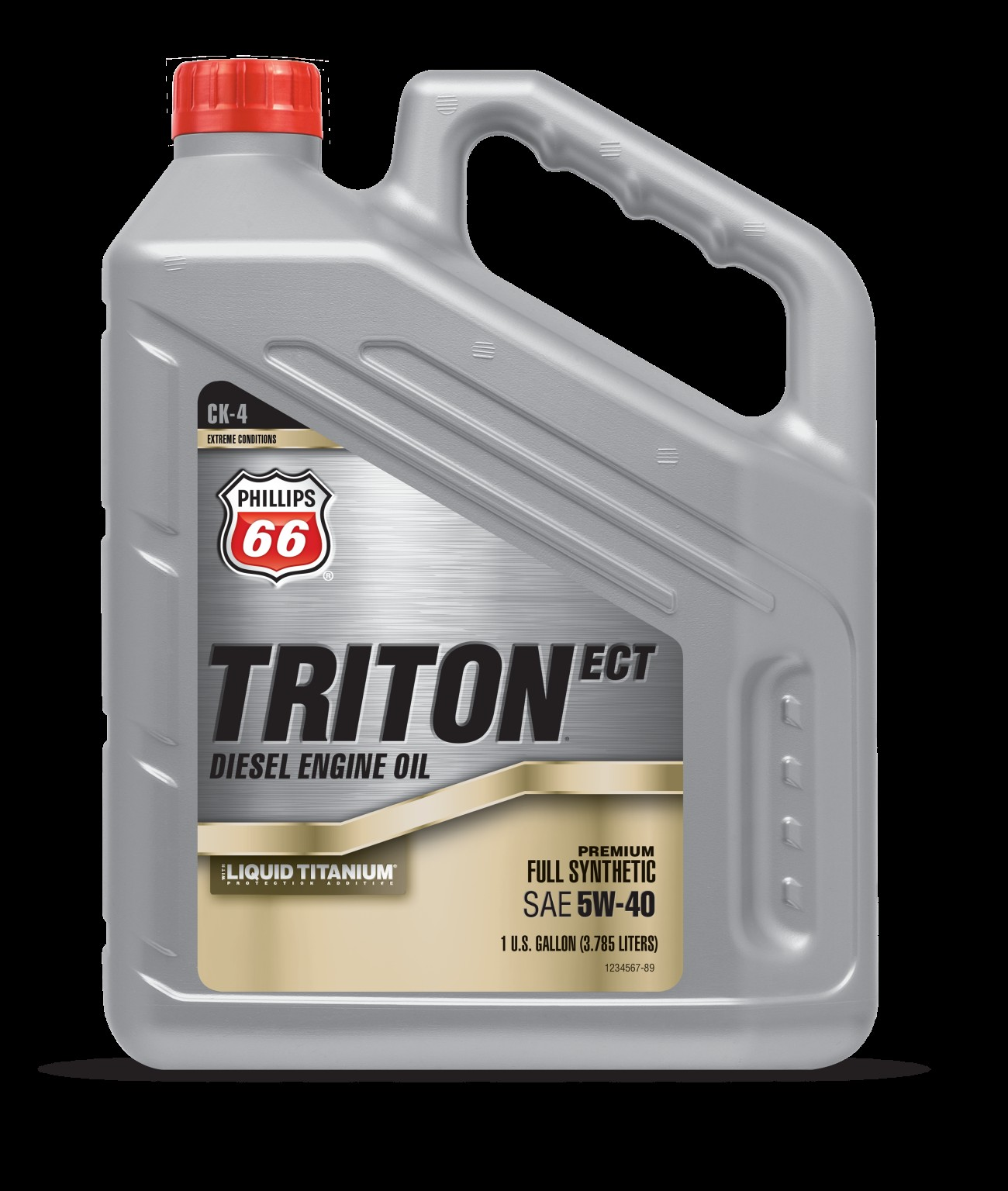 Phillips 66 Triton Synthetic 5w-40