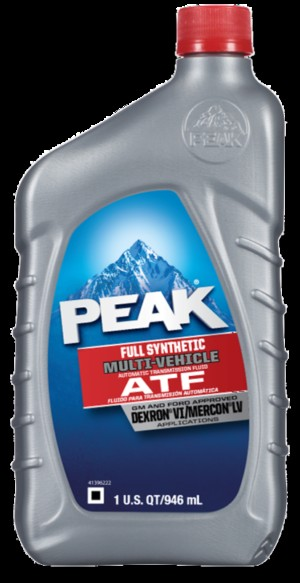 Peak ATF MV (Full synthetic)