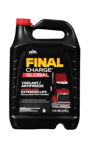 Final Charge Concentrate OAT