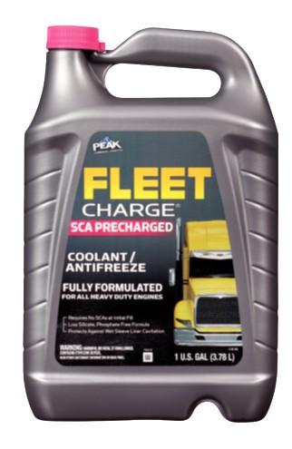 Fleet Charge 50/50