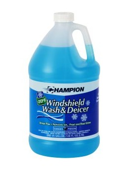 Windshield Washer Fluid -20 F