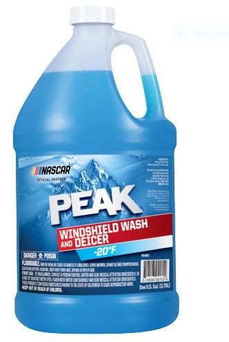 Windshield Washer Fluid -20 F