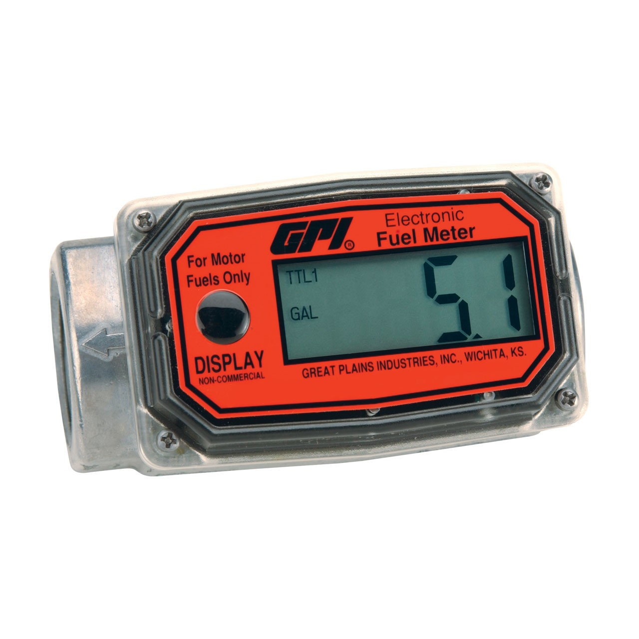 METER-GPI DIGITAL IN-LINE