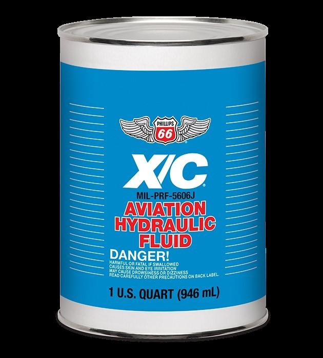 X/C 5606 Aviation Hydraulic Fluids